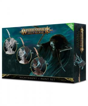 Warhammer 40K - Age of Sigmar – Nighthaunt + paint set
