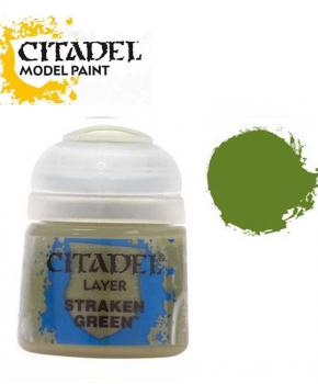 Citadel Layer  Straken green 22-28 - Layer verf