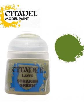 Citadel Layer  Straken green 22-28 - Layer verf