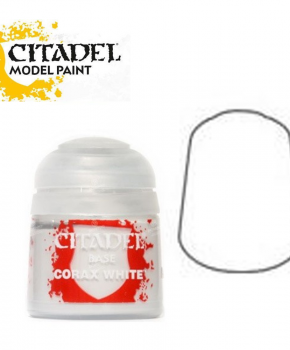 Citadel Corax White - 21-52  – base  verf - 12ml