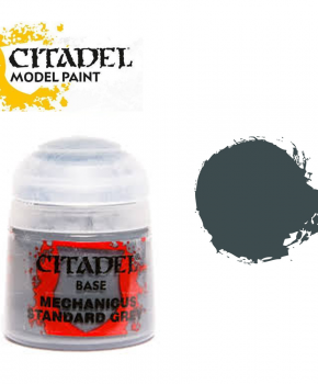 Citadel Mechanicus Standard Grey - 21-24  – base  verf - 12ml