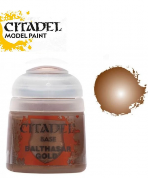 Citadel Balthasar Gold  - 21- 29 – base  verf - 12ml
