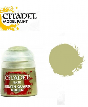 Citadel Death guard green - 21- 37 – base  verf - 12ml