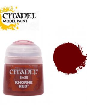 Citadel Khorne Red - 21-04  – base  verf - 12ml