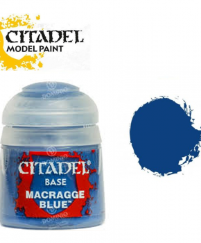 Citadel Macragge blue - 21-08 – base  verf - 12ml