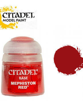 Citadel Mephiston Red - 21-03  – base  verf - 12ml