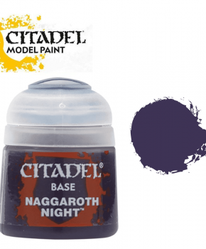 Citadel Naggaroth Night - 21-05  – base  verf - 12ml