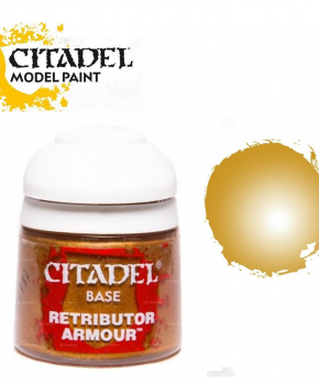 Citadel Retributor Armour  - 21- 13 – base  verf - 12ml