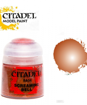 Citadel Screaming Bell - 21- 13 – base  verf - 12ml