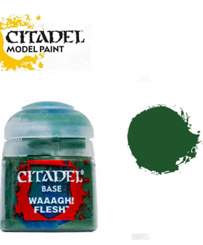 Citadel WAAAGH! flesh - 21- 13 – base  verf - 12ml