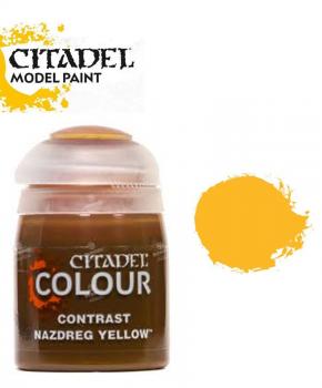 Citadel Nazdreg Yellow 29-26  – Contrast verf - 18ml