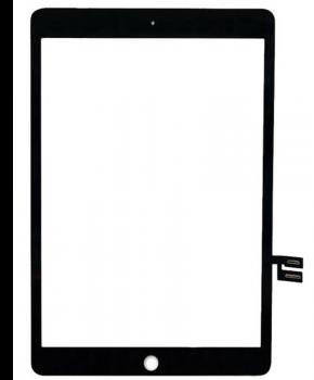 Voor iPad 10.2 (2019) Touchscreen zwart - originele kwaliteit