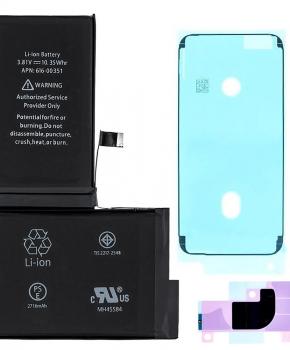 Voor iPhone X batterij reparatie kit -originele kwaliteit