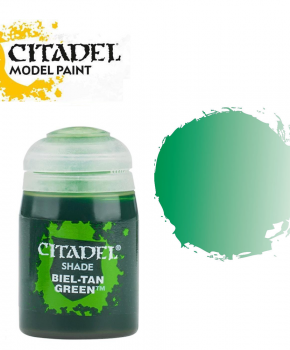 Citadel Biel Tan Green  - 24- 19 – Shade  verf - 24ml
