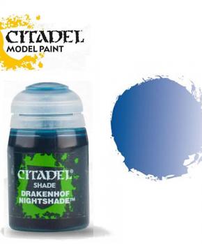 Citadel Drakenhof Nightshade - 24- 17 – Shade  verf - 24ml