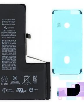 Voor iPhone Xs batterij reparatie kit -originele kwaliteit