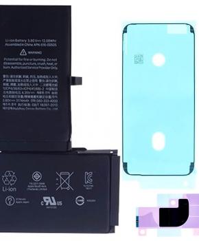 Voor iPhone Xs Max batterij reparatie kit -originele kwaliteit
