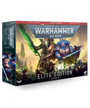 Warhammer 40K Elite Edition 9th edition - verzamelfiguur
