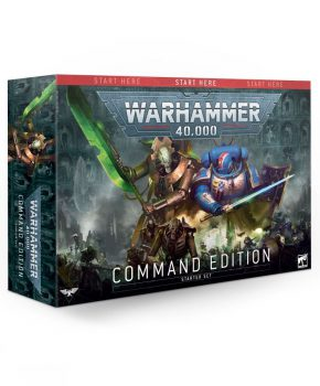 Warhammer 40,000 Command Edition starterset - verzamelfiguur