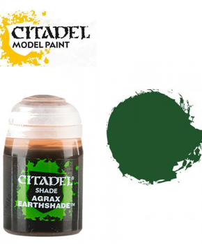 Citadel Agrax Earthshade  - 24- 15 – Shade  verf - 24ml