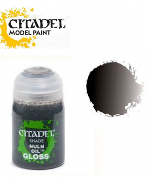 Citadel Nuln Oil Gloss  - 24- 25 – Shade  verf - 24ml