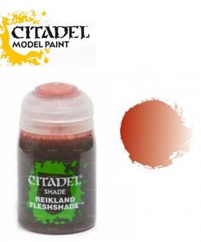 Citadel Reikland Fleshshade  - 24- 24 – Shade  verf - 24ml