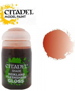 Citadel Reikland Fleshshade Gloss  - 24- 27 – Shade  verf - 24ml