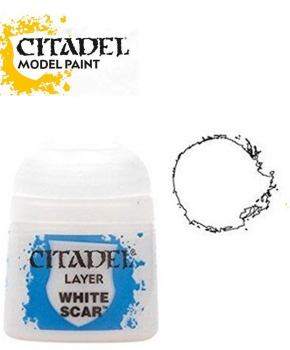 Citadel White Scar   - 22- 57 – Layer  verf - 12ml