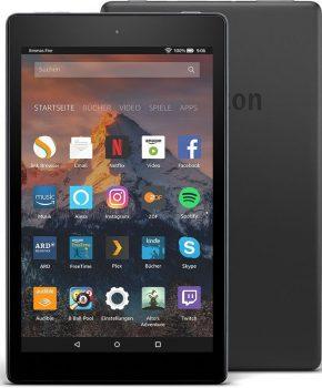 Amazon Fire 7 17,8 cm (7'') 1 GB 16 GB Wi-Fi 5 (802.11ac) Zwart