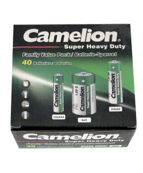 Batterij Camelion Super Heavy Duty FPG-GB40 Doos (40 stuks)