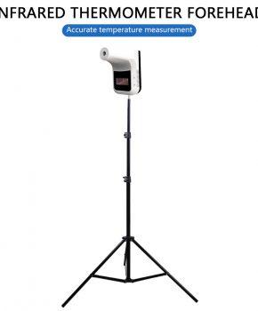 Infrarood afstand Thermometer met koortsalarm inclusief statief