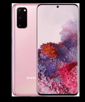 Samsung Galaxy S20 - 4G - 128GB - Pink + AKG Y600 headset