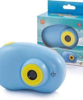 Mini digitale camera voor kinderen - blauw - 2.0 inch HD