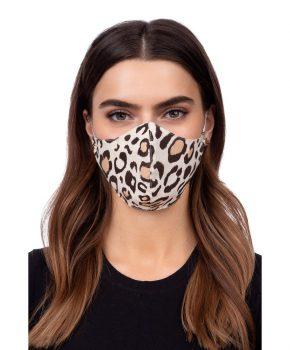 geprofileerd fashion mondmasker - mondkapje - panther