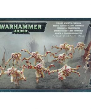 Warhammer 40.000 - Tyranids Genestealers brood