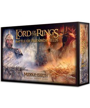 Lord of the Rings -  Battle of Pellennor fields - strategie