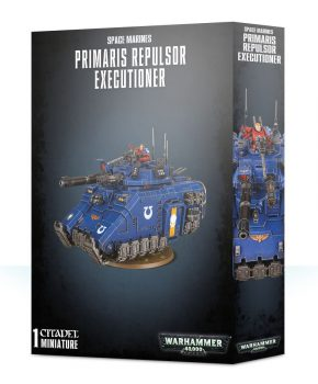 Warhammer 40.000 - Space Marines Primaris Repulsor Executioner