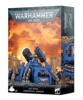 Warhammer 40.000 - Space Marines Hammerfall Bunker