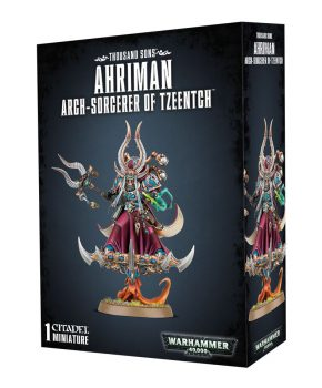 Warhammer 40.000 - Thousand Sons - Ahriman - new