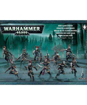 Warhammer 40,000  -  Dark Eldar Wyches - verzamelfiguur