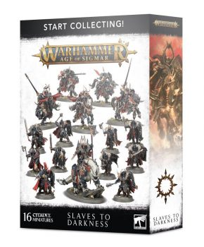 warhammer 40K - Start Collecting! Slaves to Darkness