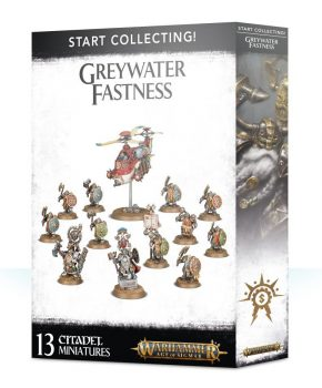 Warhammer Age of Sigmar Start Collecting - Greywater Fastness