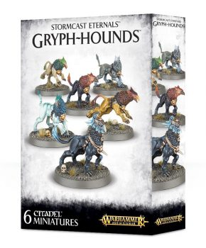 Warhammer Age of Sigmar: Stormcast Eternals: Gryph-Hounds