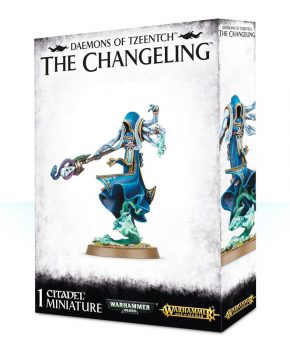 Age of Sigmar-  Daemons of Tzeentch: The Changeling