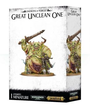 Age of Sigmar - Daemons of Nurgle -  Great Unclean One