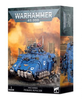 Warhammer 40K - Space Marines - Primaris Repulsor