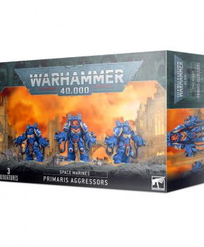 Warhammer 40,000 - Space Marines - Primaris Aggressors