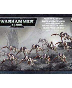 Warhammer 40k - Tyranid Hormagaunt Brood - verzamelfiguur