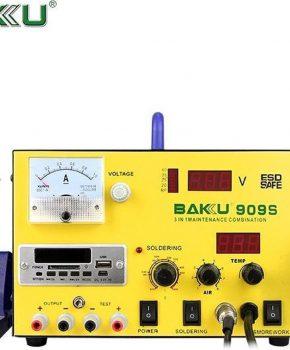 BAKU BK-909S LED BGA SMD hetelucht 3 in 1 rework soldeerstation