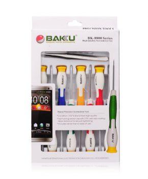 baku Precisie-gereedschapsset [BK8800] - 10 delig